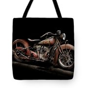 1939 Indian Chief Tote Bag