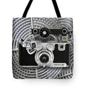 1939 Univex Mercury Camera Tote Bag