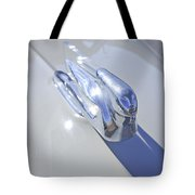 1940 Cadillac Hood Ornament Tote Bag