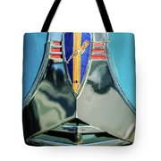 1940 Dodge Business Coupe Emblem Tote Bag