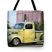 1940 Dodge Pickup Tote Bag