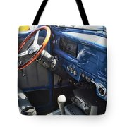 1940 Ford Truck Interior Tote Bag