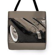 1940 Mercury Convertible Vintage Classic Car Photograph 5218.01 Tote Bag