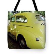 1940 Oldsmobile Tote Bag