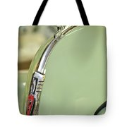1940 Oldsmobile Hood Ornament 2 Tote Bag