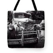 1940's Chevrolet Truck Tote Bag