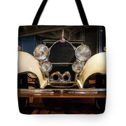 1941 Bugatti Type 41 Royale At The Henry Ford Museum Tote Bag