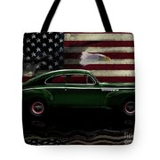 1941 Buick Century Tribute Tote Bag