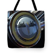 1941 Buick Eight Tote Bag