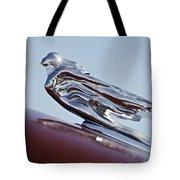 1941 Cadillac Fleetwood 60 Hood Ornament Tote Bag