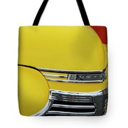 1941 Chevrolet Sedan Hood Ornament 2 Tote Bag by Jill Reger