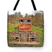 1941 Dodge Truck 3 Tote Bag