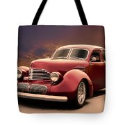 1941 Hollywood Graham Sedan I Tote Bag