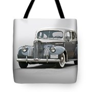 1941 Packard 120 Sedan I Tote Bag