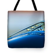 1941 Plymouth Hood Ornament Tote Bag