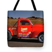 1941 Willys Drag Racing Tote Bag
