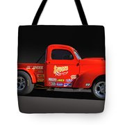 1941 Willys Racer Tote Bag
