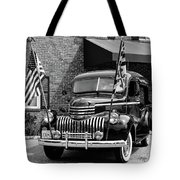 1946 Chevrolet Tote Bag
