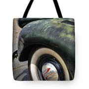 1946 Chevy Pick Up Tote Bag