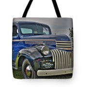 1946 Chevy Tote Bag