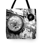 1946 Chevy Work Truck - Headlight Detail Tote Bag