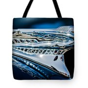 1946 Desoto Hood Ornament Tote Bag