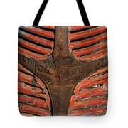 1946 Dodge Pickup Truck Rusty Grill Tote Bag