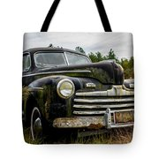 1946 Ford Model A Tote Bag