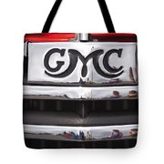1946 Gmc Truck Grill 2 Tote Bag