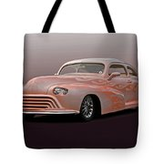 1946 Oldsmobile 'custom' Sedanette 'studio' Tote Bag