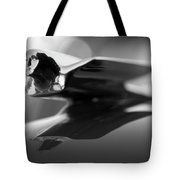 1947 Cadillac Hood Ornament 2 Tote Bag