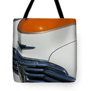 1947 Chevrolet Deluxe Front End Tote Bag