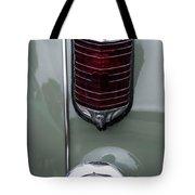 1947 Chrysler Tail Lights Tote Bag