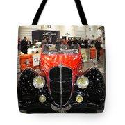 1947 Delahaye 135m Letourner Et Marchand Cabriolet Tote Bag