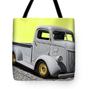 1947 Ford Cab Over Engine Truck Tote Bag