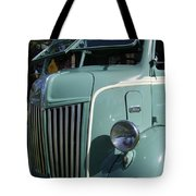 1947 Ford Cab Over Truck Tote Bag