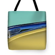 1947 Ford Super Deluxe Hood Ornament Tote Bag