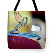 1947 Packard Coupe Hood Ornament Tote Bag