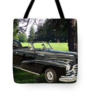 1947 Pontiac Convertible Photograph 5544.07 Tote Bag