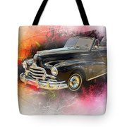 1947 Pontiac Convertible Photograph 5544.08 Tote Bag