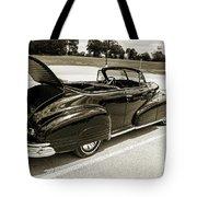 1947 Pontiac Convertible Photograph 5544.64 Tote Bag