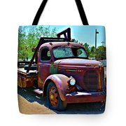 1947 Reo Speed Wagon Truck Tote Bag