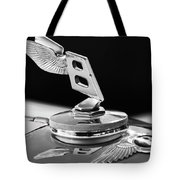 1948 Bentley Hood Ornament 3 Tote Bag