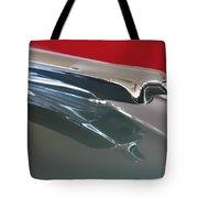 1948 Cadillac Series 62 Hood Ornament Tote Bag