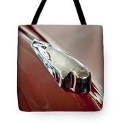 1948 Crosley Convertible Hood Ornament Tote Bag