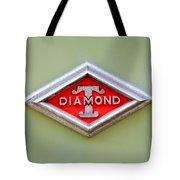 1948 Diamond T Emblem -ck0879c Tote Bag