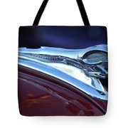 1948 Dodge Ram Hood Ornament Tote Bag