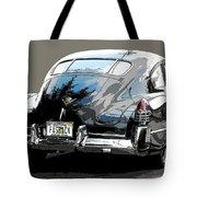 1948 Fastback Cadillac Tote Bag