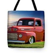1948 Ford F1 Custom Stepside Pickup 2 Tote Bag
