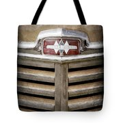 1948 International Hood Emblem -0227ac Tote Bag